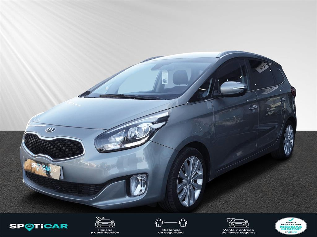 KIA Carens 1.7CRDi VGT Eco-Dynamics Basic