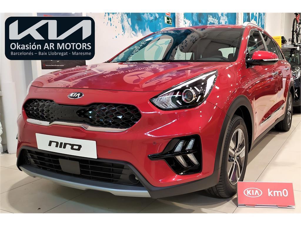 KIA Niro PHEV 1.6 GDi PHEV 104kW (141CV) Drive