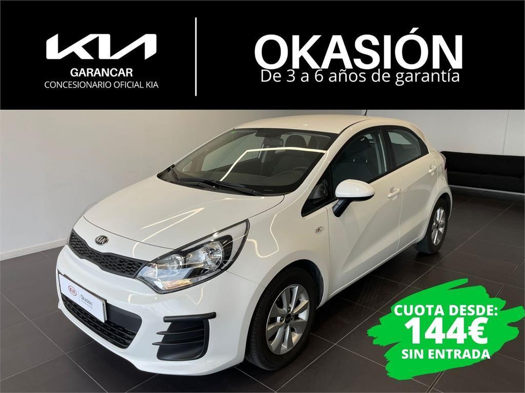 KIA Rio 1.1 CRDi WGT 75CV Drive