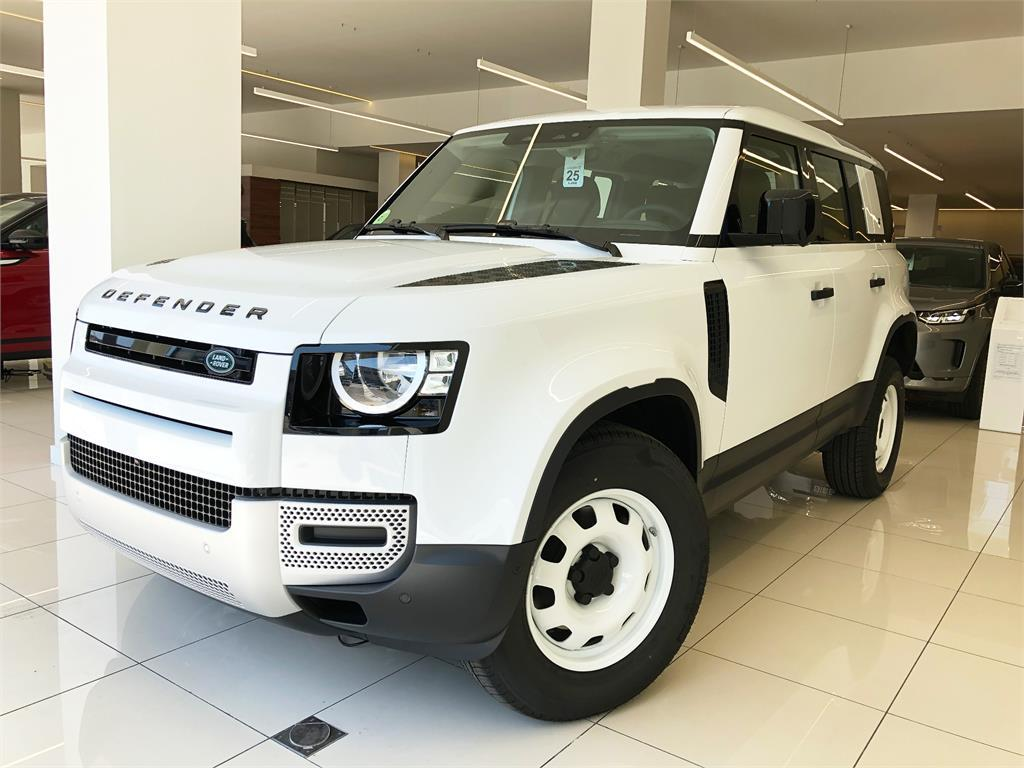 Land Rover Defender 2.0 D200 SD4 110 Auto 4WD