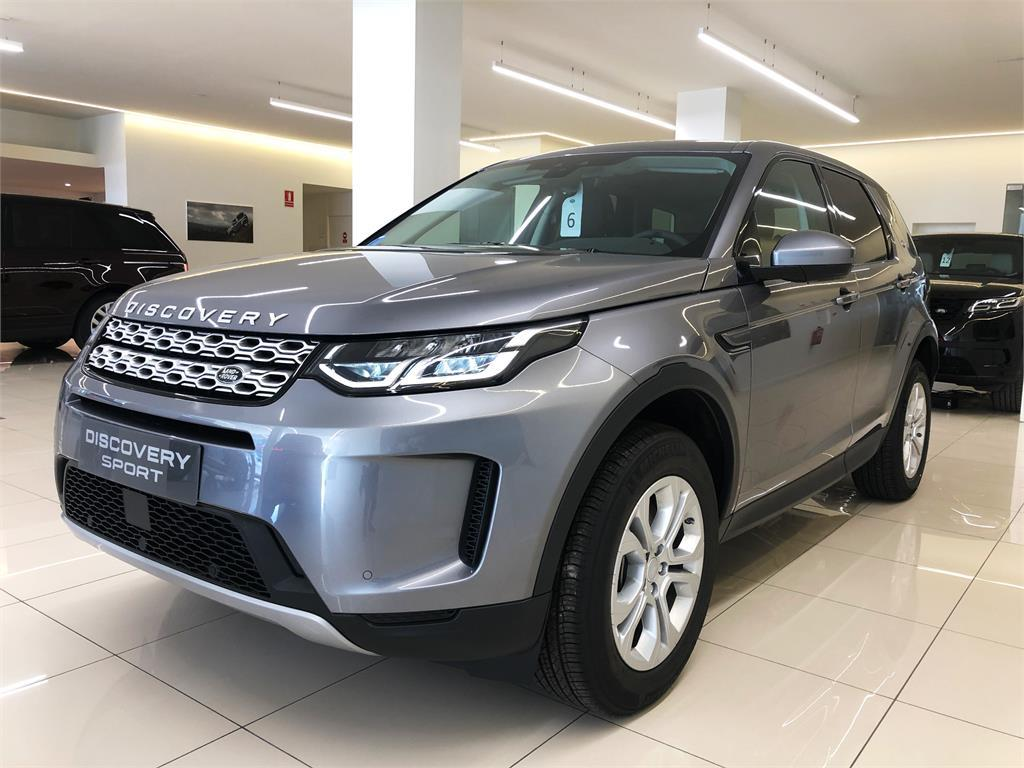 Land Rover Discovery Sport 1.5 I3 300PS AWD PHEV AT S