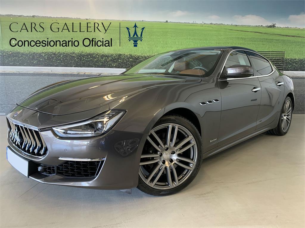 Maserati Ghibli GranLusso Aut. 350