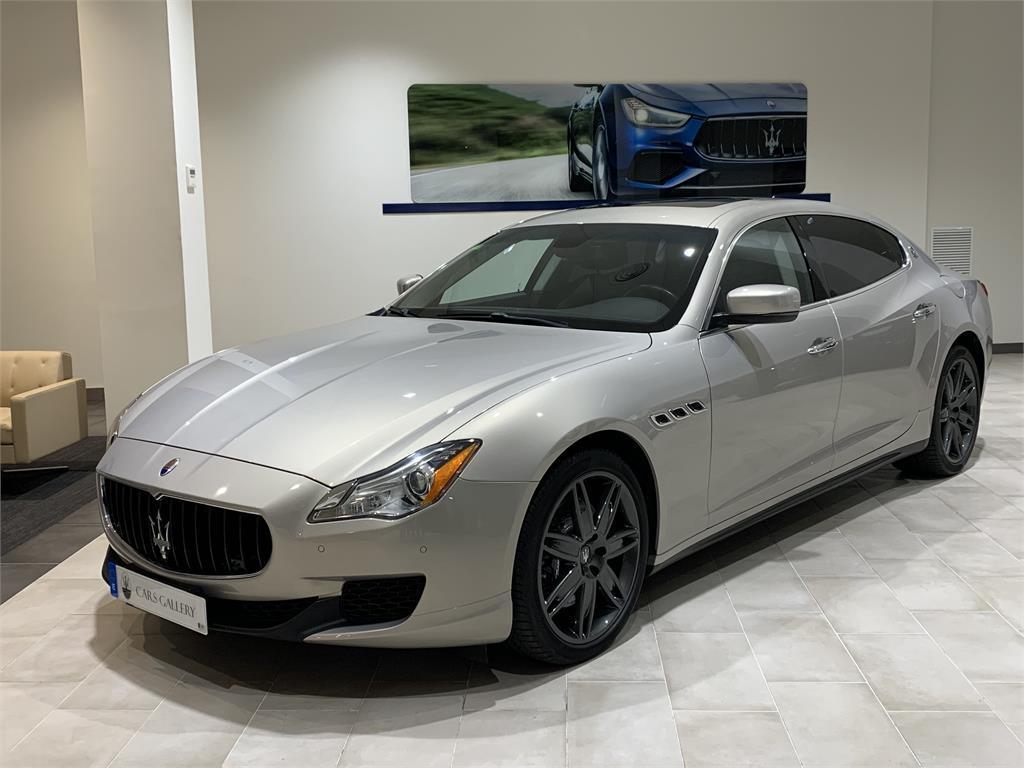 Maserati Quattroporte 3.0 V6 S Q4 Automático