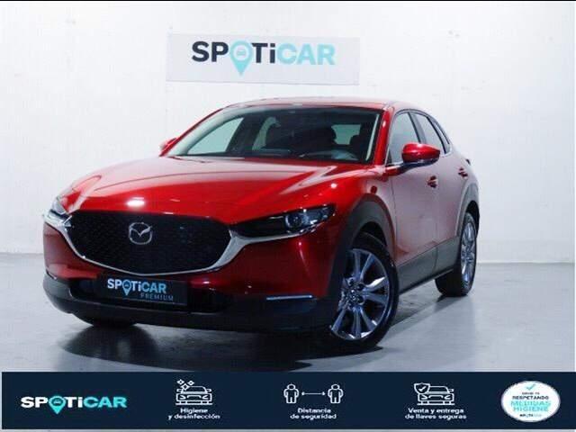 Mazda Cx-30 SKYACTIV-G 2.0 90 kW 2WD Evolution