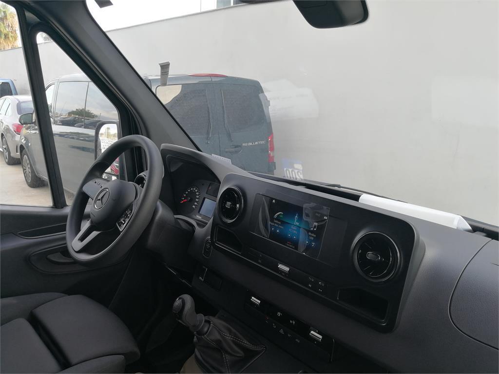 Mercedes-Benz Industriales Sprinter Chasis Cabina 314CDI Medio tD