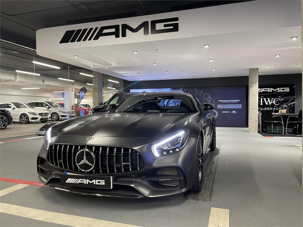 Mercedes-AMG GT C Edition 50-5083203