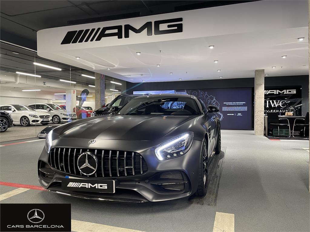 Mercedes-AMG GT C Edition 50-5083201