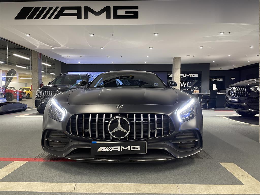 Mercedes-AMG GT C Edition 50-5083202