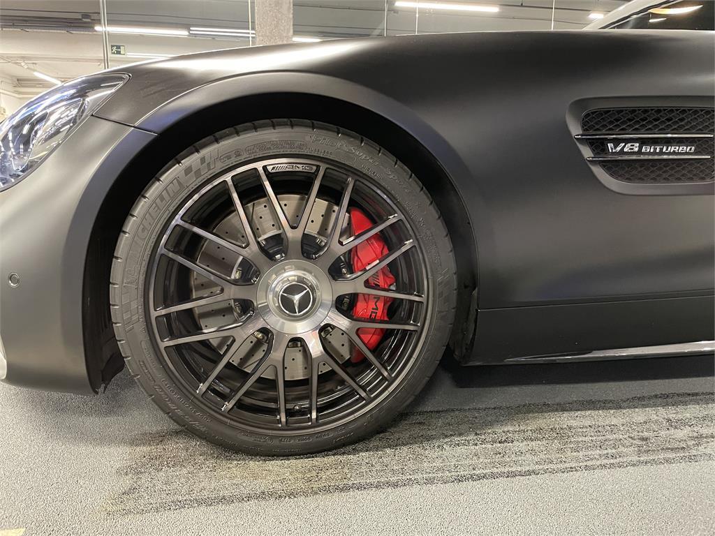 Mercedes-AMG GT C Edition 50-5083206