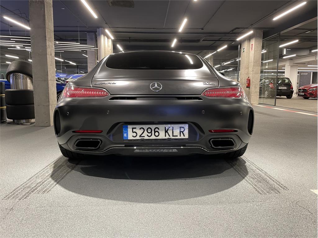 Mercedes-AMG GT C Edition 50-5083208