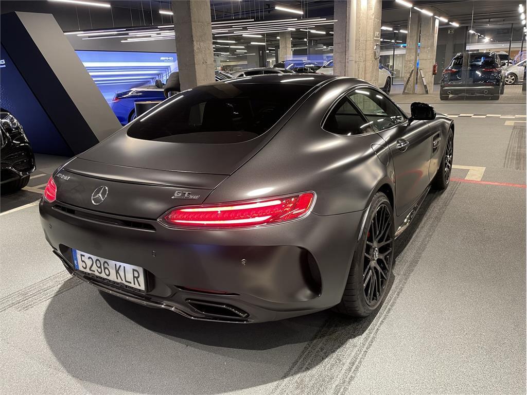 Mercedes-AMG GT C Edition 50-5083209