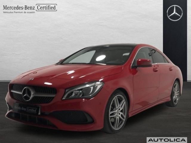Mercedes-Benz CLA CLA 200 CDI / d AMG Line