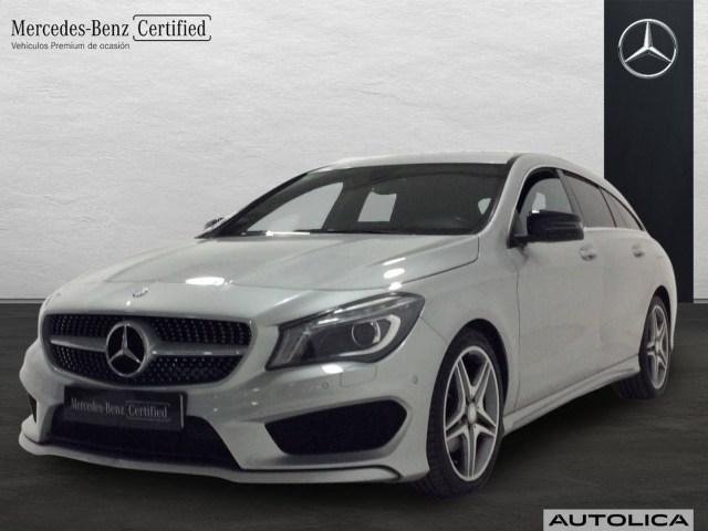 Mercedes-Benz CLA CLA 200 d AMG Line
