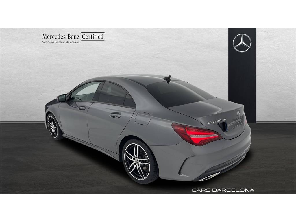 CLA 200 d COUPE AMG-5081924