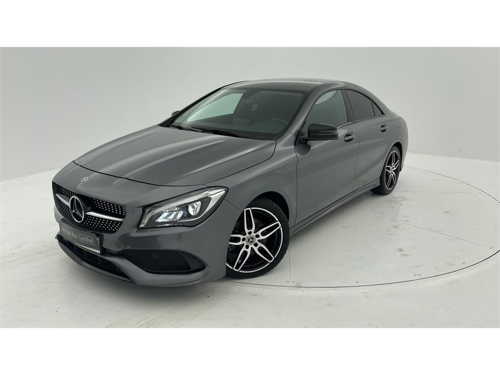 CLA 200 d COUPE AMG-5081948