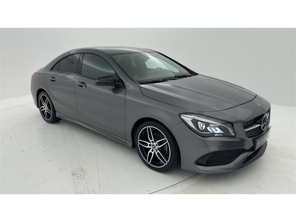 CLA 200 d COUPE AMG-5081950