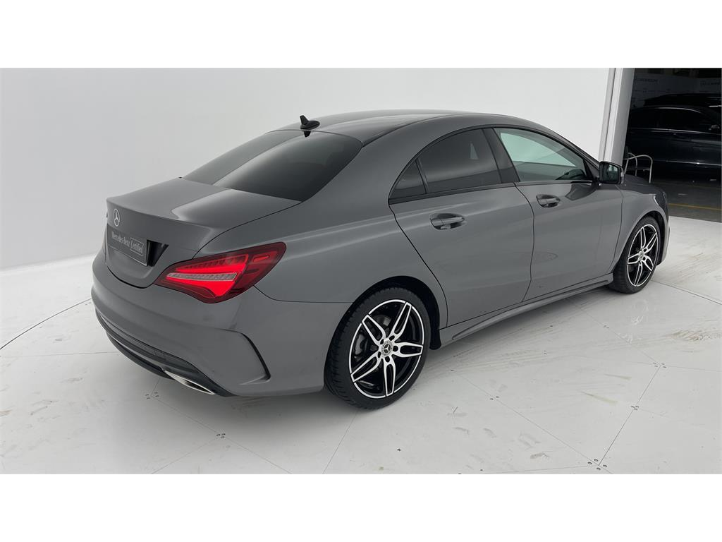CLA 200 d COUPE AMG-5081951