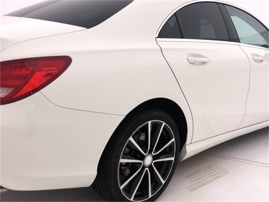 Mercedes-Benz CLA CLA 200 d
