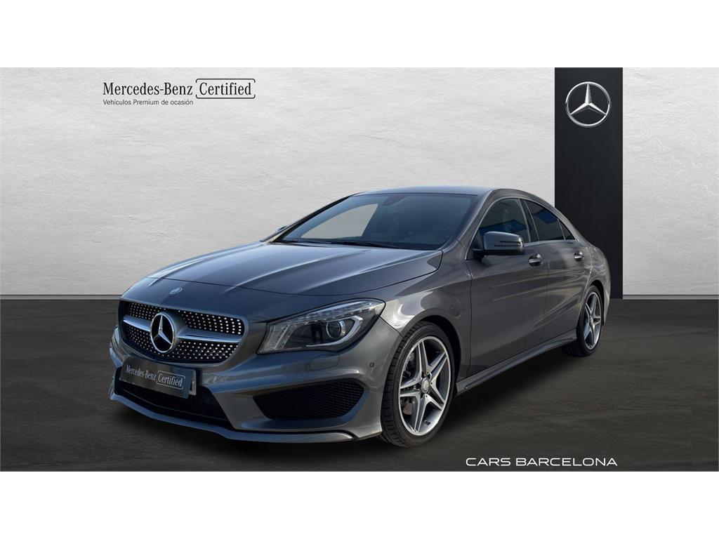 Mercedes-Benz CLA CLA 220 d AMG Line
