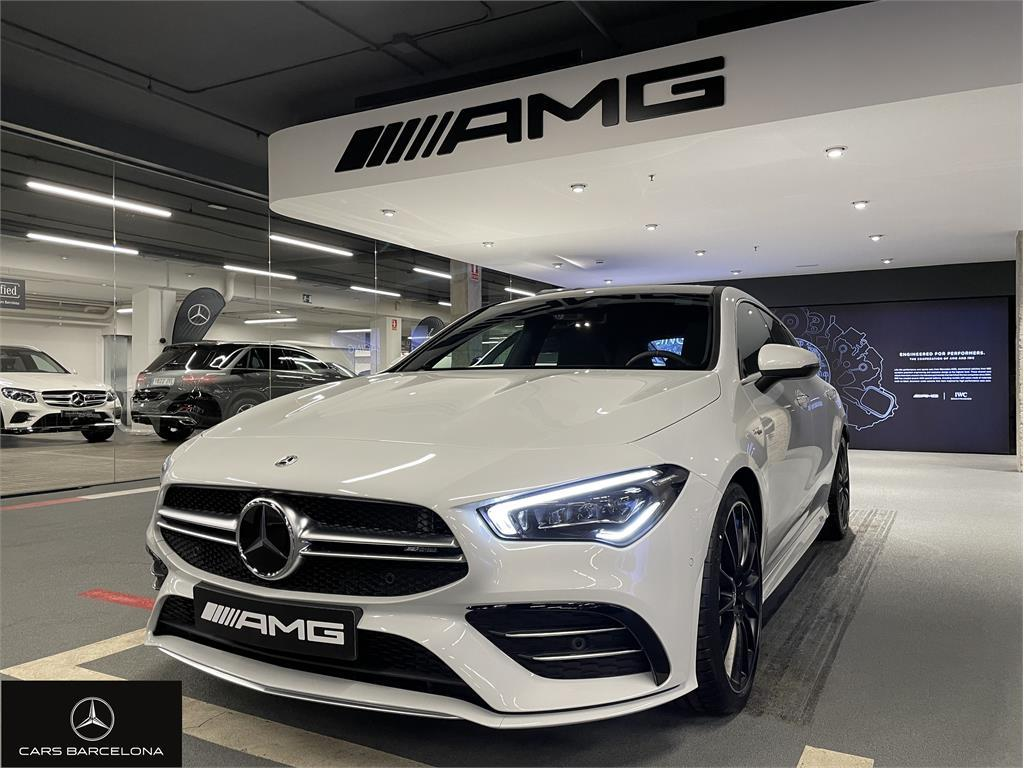 CLA Mercedes-AMG 35 4MATIC+ Shooting Bra-5149342