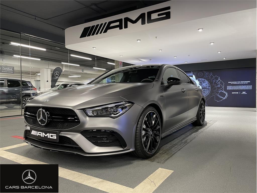CLA Mercedes-AMG 35 4MATIC+-5229773