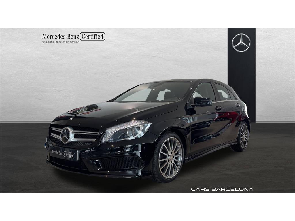 Mercedes-Benz Clase A 180 CDI BlueEFFICIENCY DCT AMG Line