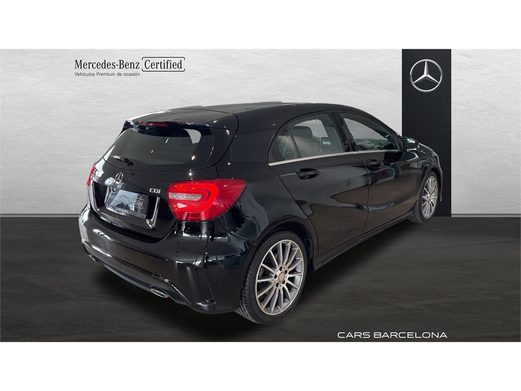 Mercedes-Benz Clase A 180 CDI BlueEFFICIENCY DCT AMG Line