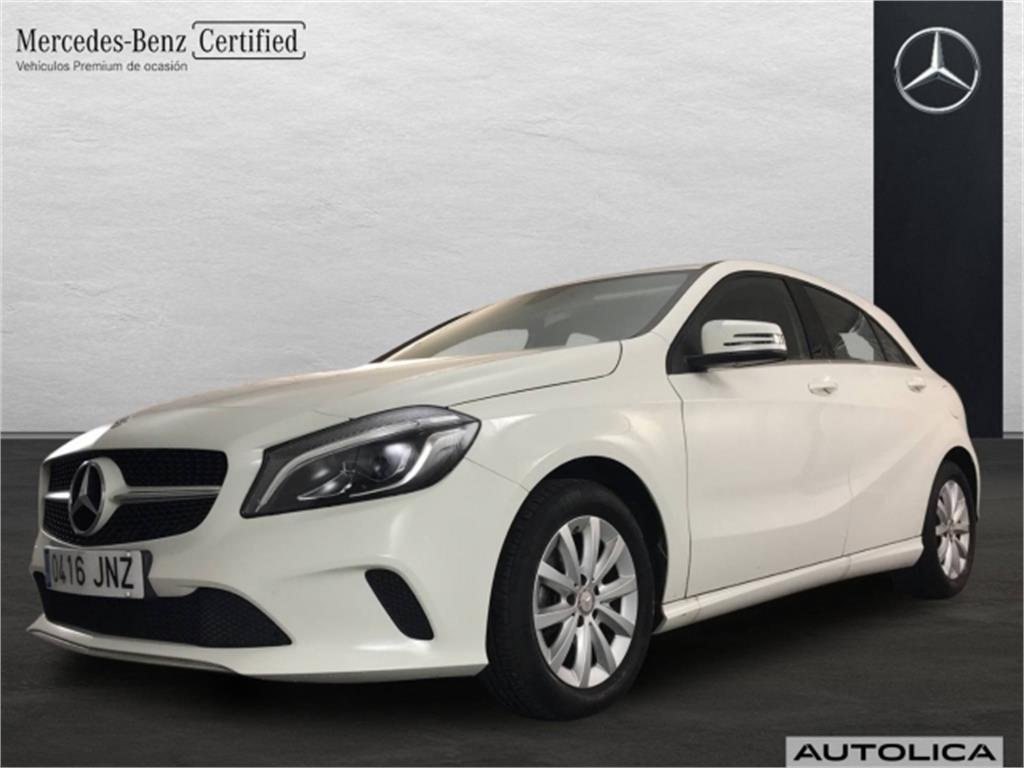Mercedes-Benz Clase A 180 d Style