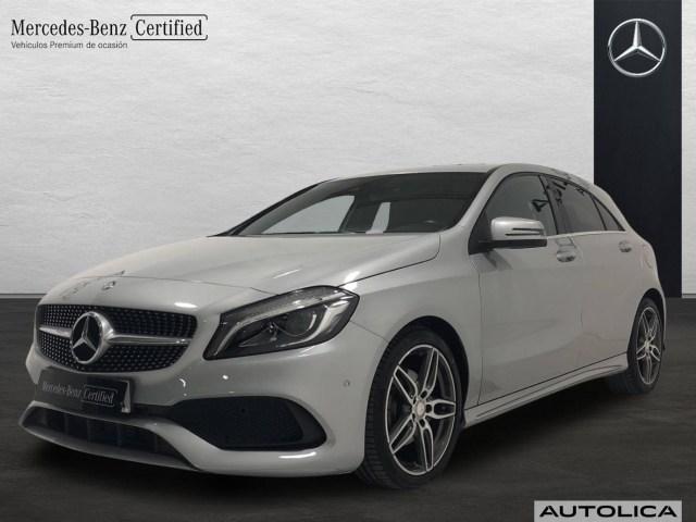 Mercedes-Benz Clase A 200 CDI / d AMG Line