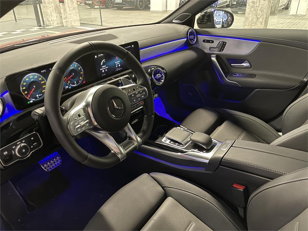 Mercedes-Benz Clase A 35 AMG 4Matic+ 7G-DCT