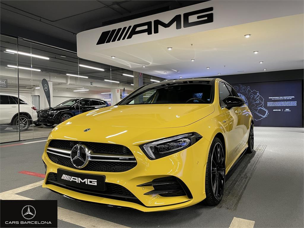 Mercedes-Benz Clase A Mercedes-AMG A 35 4MATIC+