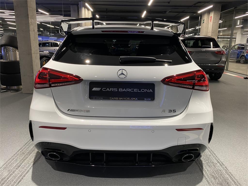 Mercedes-Benz Clase A Mercedes-AMG A 35 4MATIC+