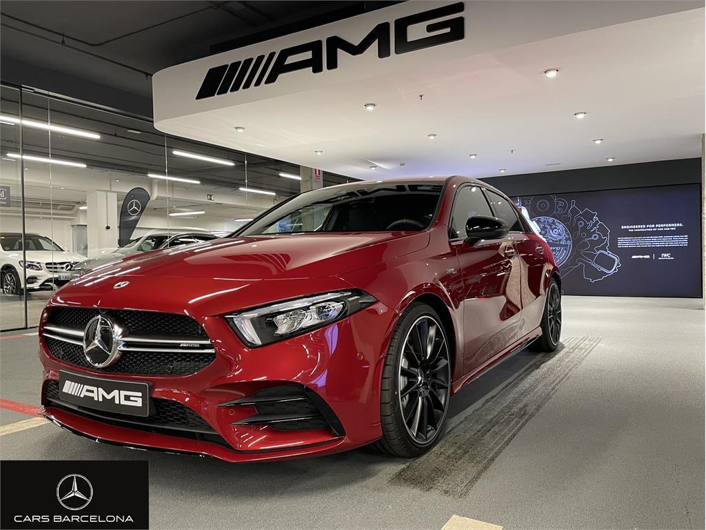 Mercedes-AMG A 35 4MATIC+-5425401