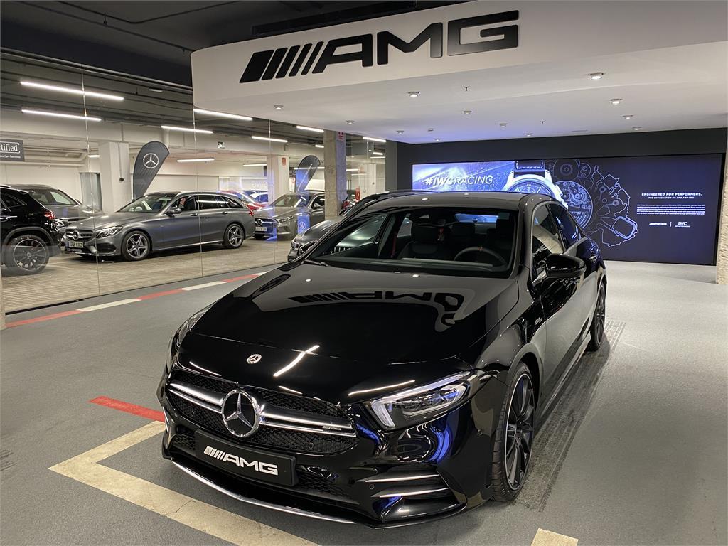 Sedán Mercedes-AMG A 35 4MATIC+-5081055