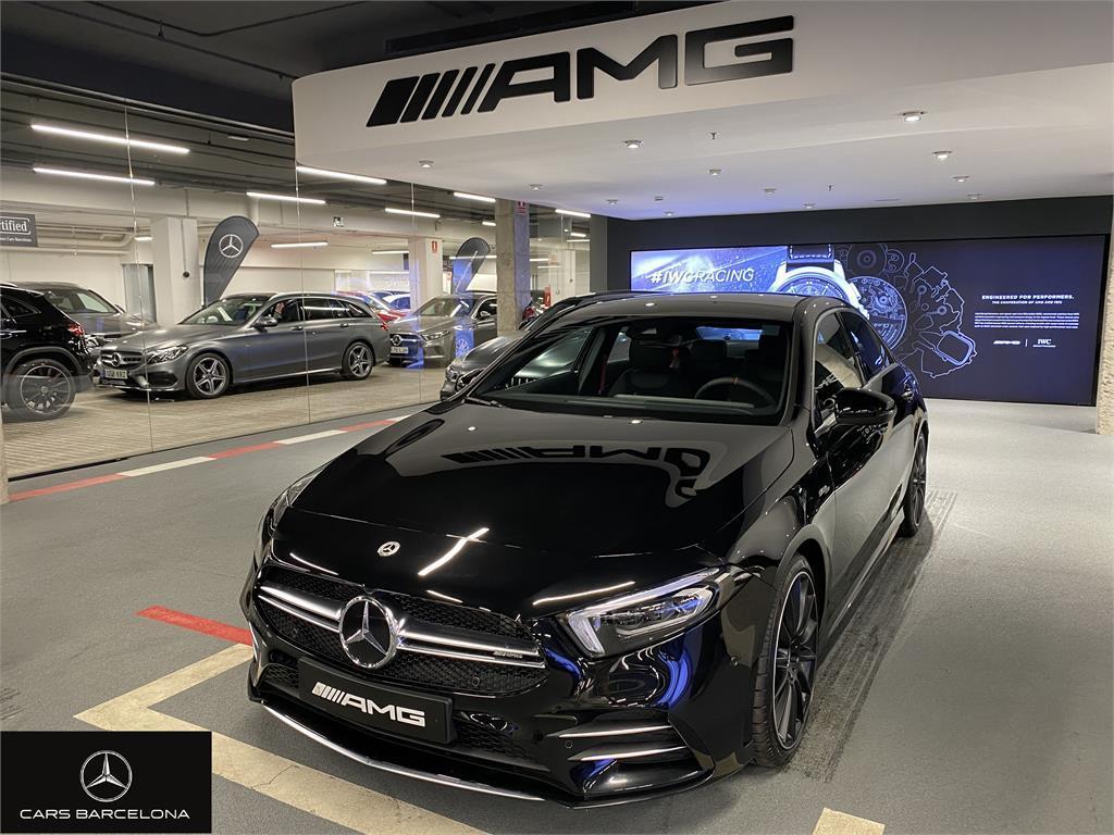 Sedán Mercedes-AMG A 35 4MATIC+-5081054