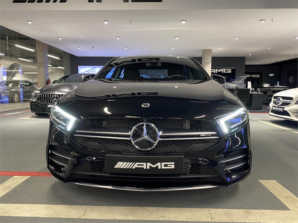 Sedán Mercedes-AMG A 35 4MATIC+-5081056