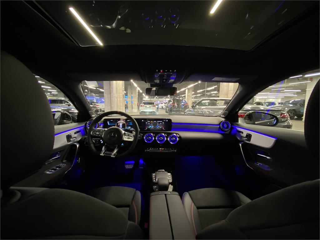 Sedán Mercedes-AMG A 35 4MATIC+-5081069