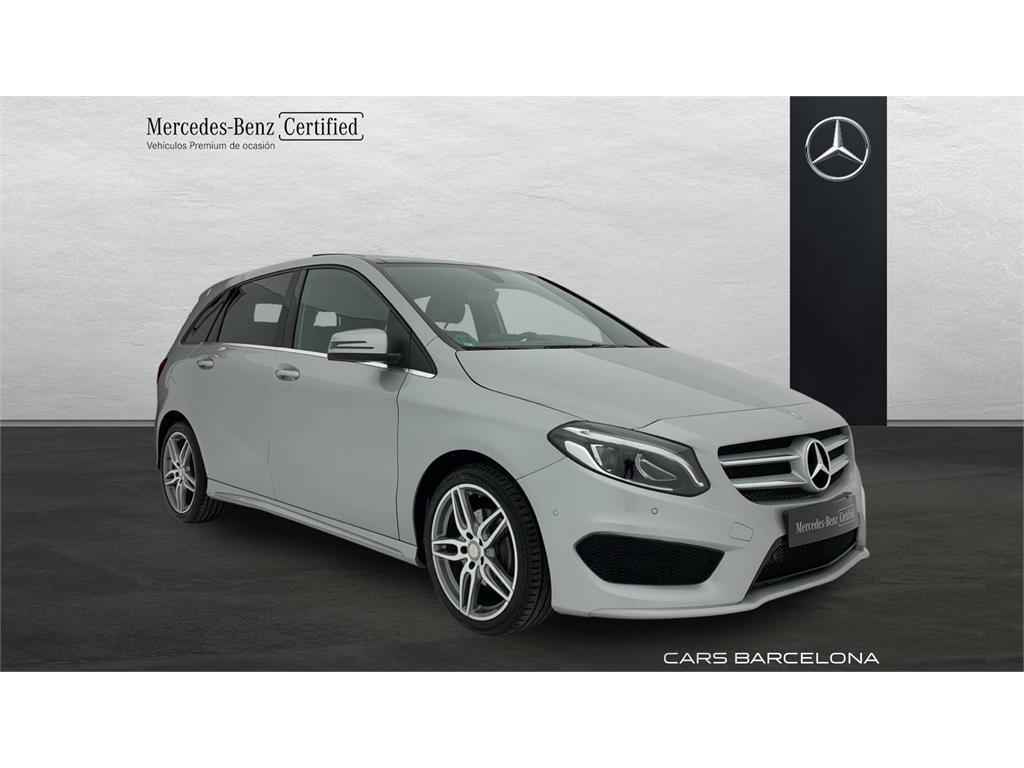 Mercedes-Benz Clase B 200 d