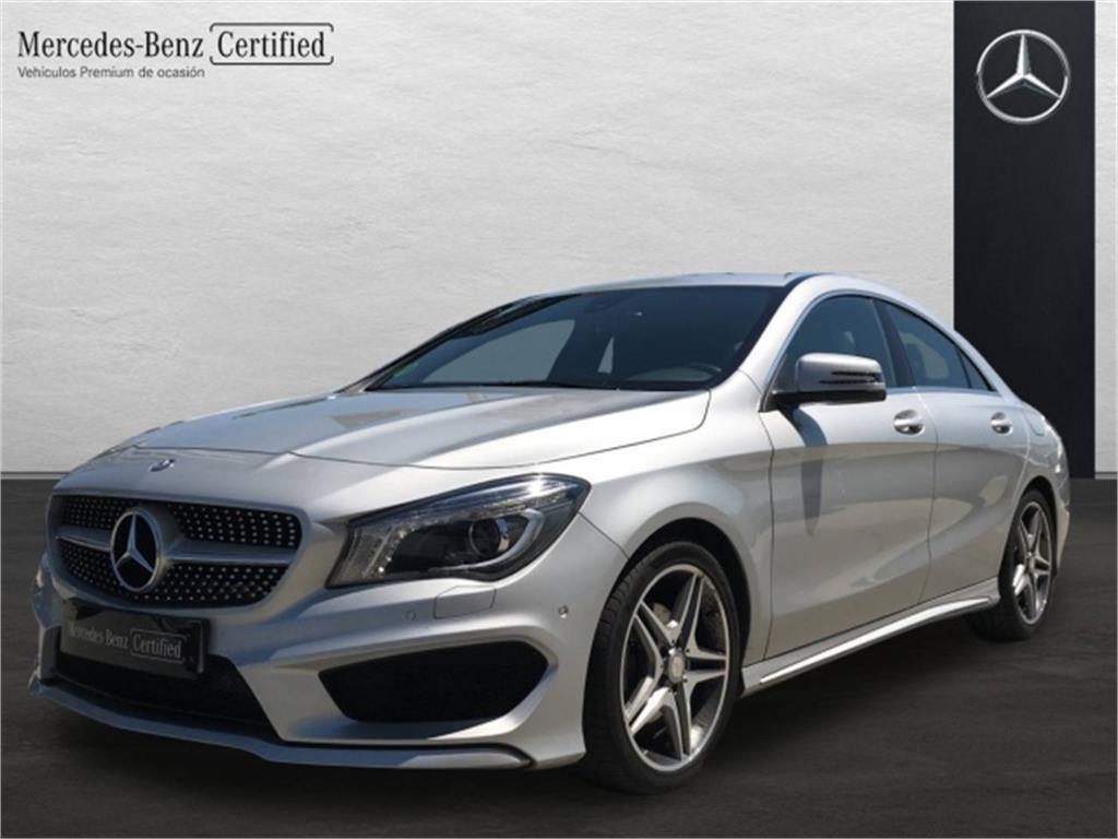 Mercedes-Benz Clase CLA 200d AMG Line7G-DCT