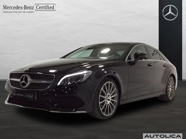 Mercedes-Benz Clase CLS 350 BlueTEC / d