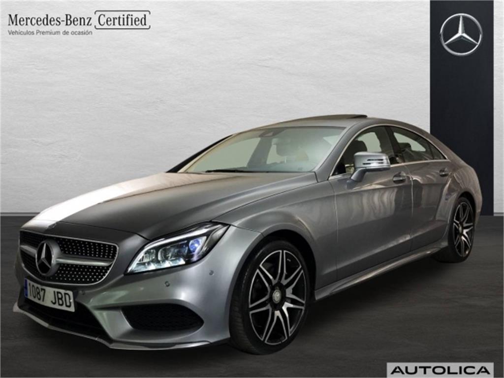 Mercedes-Benz Clase CLS 500 4M Aut.
