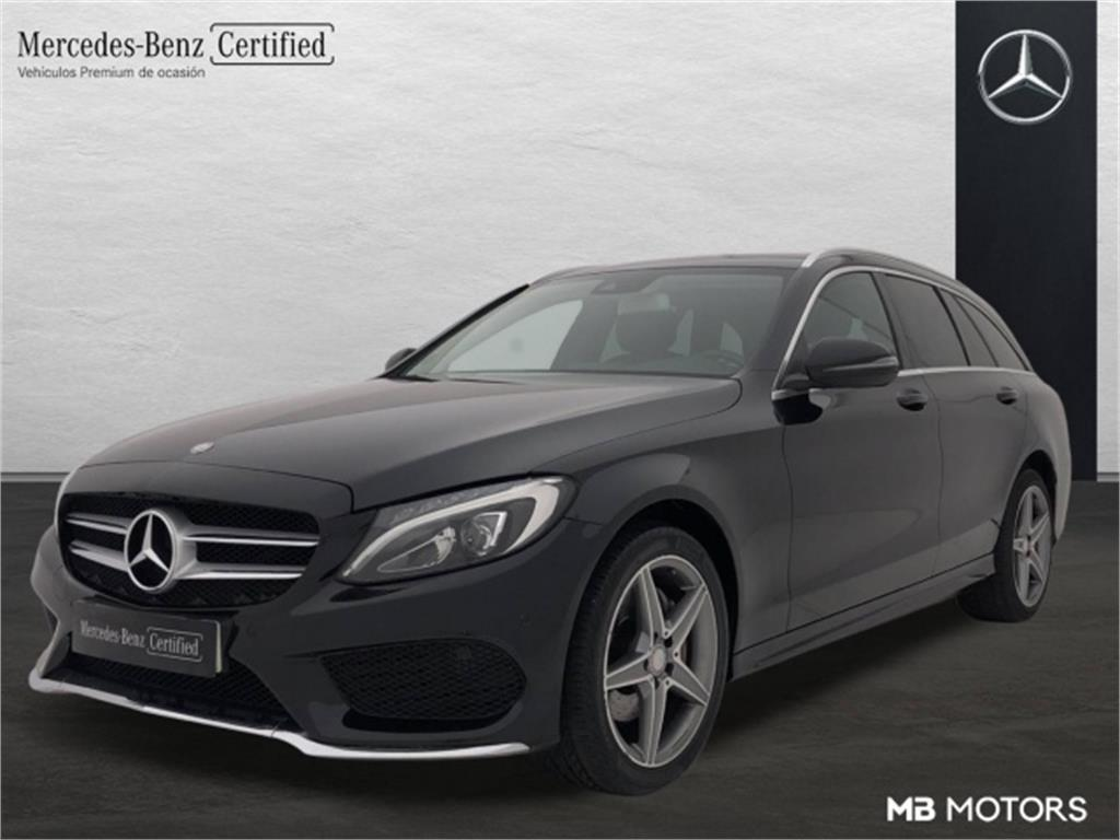 Mercedes-Benz Clase C 220 d AMG Line Estate