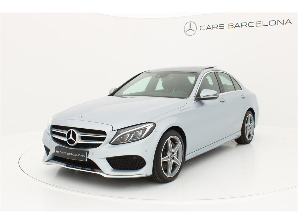 Mercedes-Benz Clase C 250d 9G-Tronic