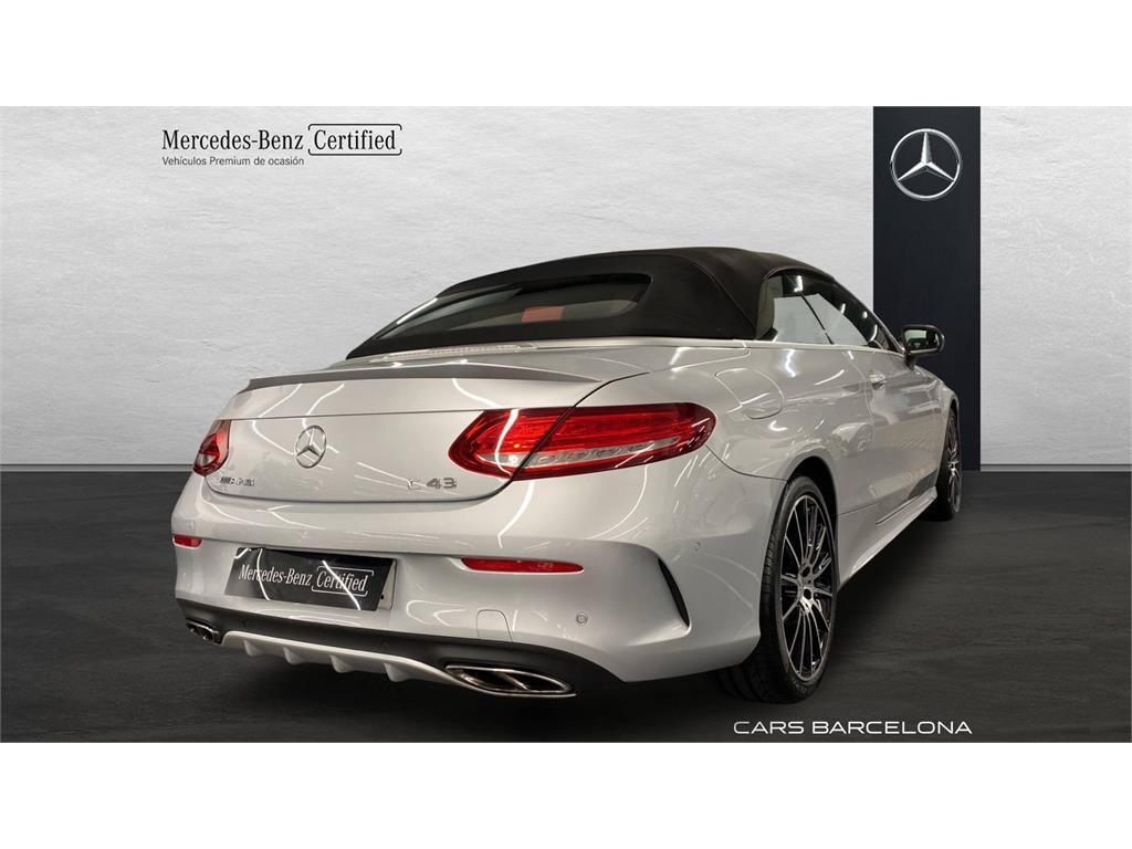 C Cabrio Mercedes-AMG C 43 4MATIC-5081850
