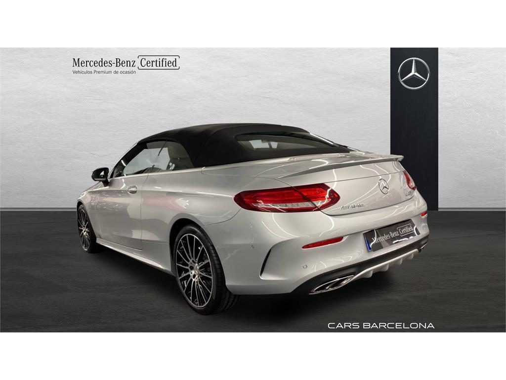 C Cabrio Mercedes-AMG C 43 4MATIC-5081852