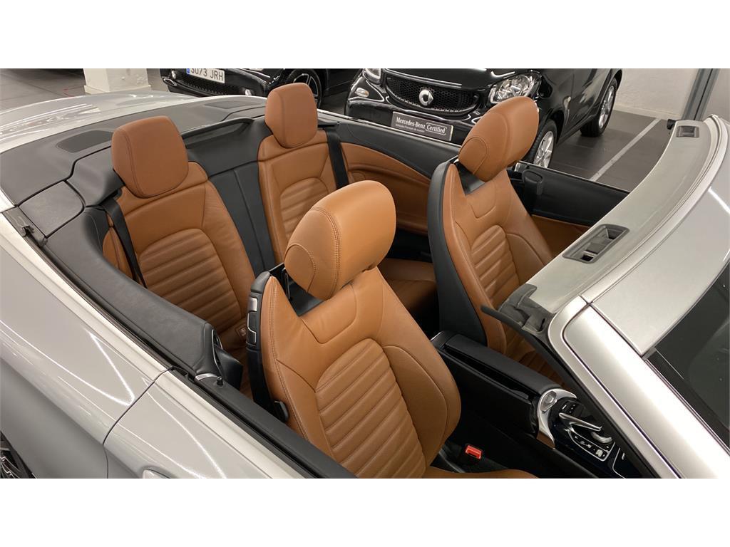 C Cabrio Mercedes-AMG C 43 4MATIC-5081876