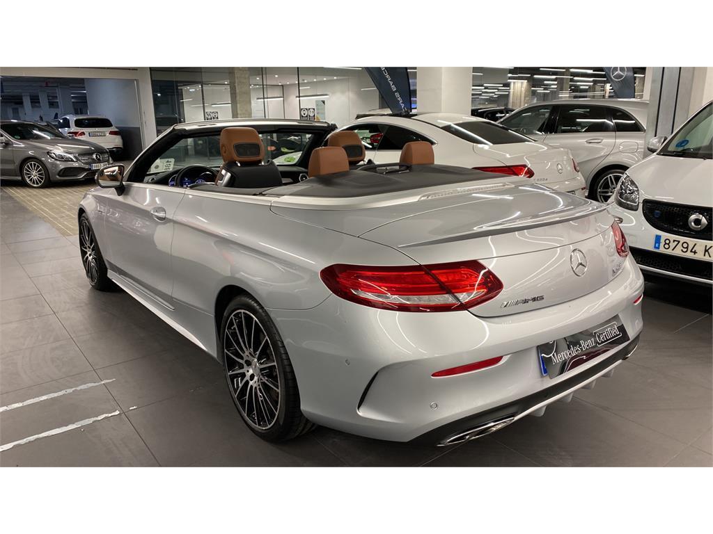 C Cabrio Mercedes-AMG C 43 4MATIC-5081879