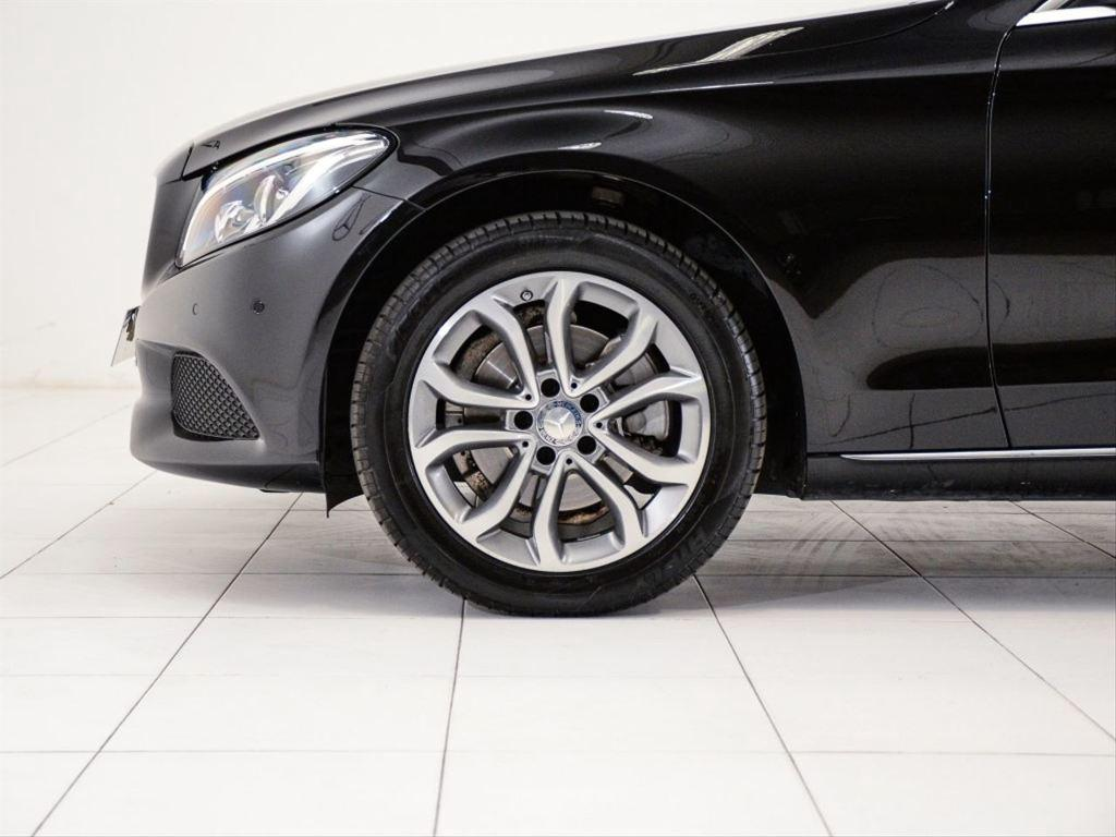 Mercedes-Benz Clase C Estate 220CDI BE Avantgarde 7G Plus