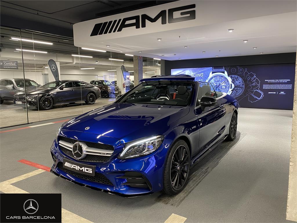 Cabrio Mercedes-AMG C 43 4MATIC-5081884