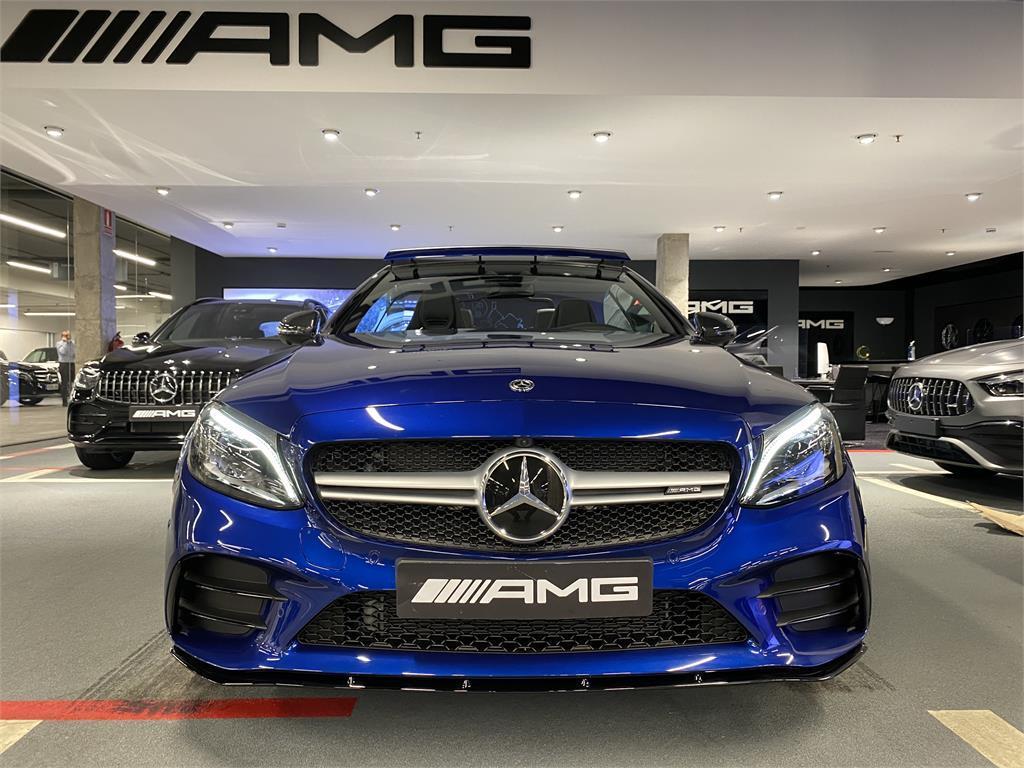 Cabrio Mercedes-AMG C 43 4MATIC-5081886